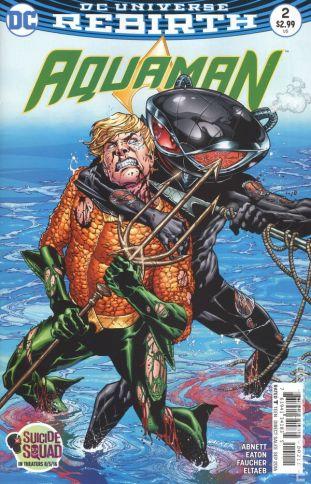 Aquaman #2A