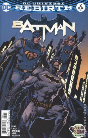 Batman #2A