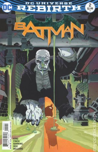 Batman #2B