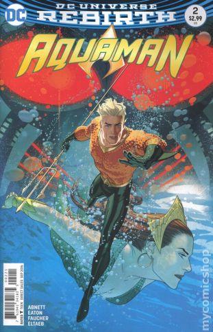 Aquaman #2B