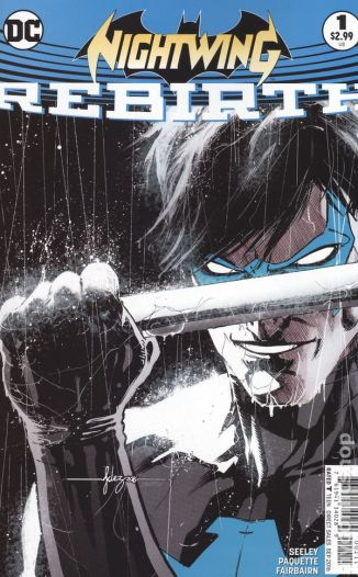 Nightwing: REBIRTH #1A