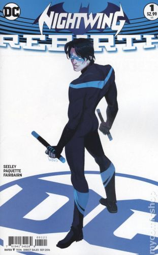 Nightwing: REBIRTH #1B