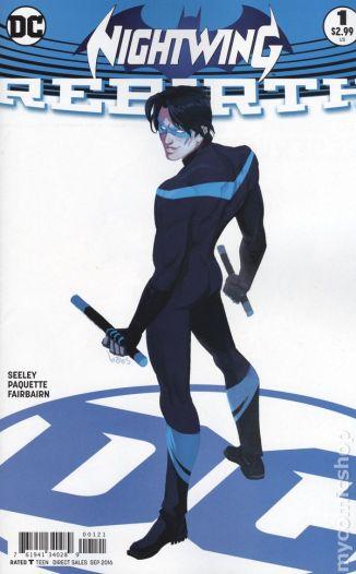Nightwing: REBIRTH #1B
