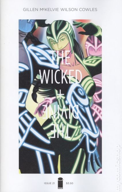 The Wicked + The Divine #21A