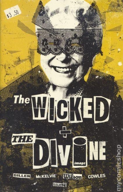 The Wicked + The Divine #21B