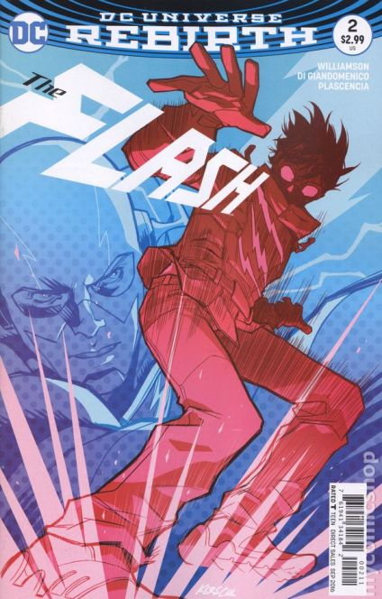 The Flash #2A