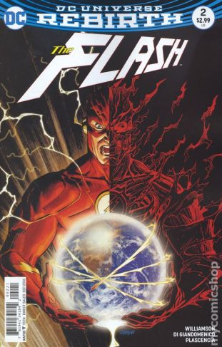 The Flash #2B