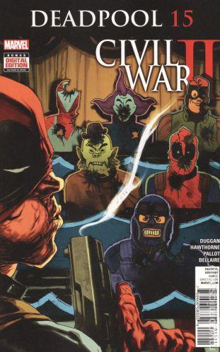 Deadpool #15A