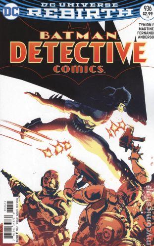 Detective Comics #936B
