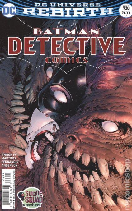Detective Comics #936A