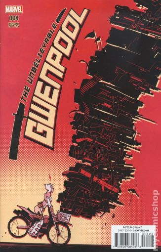 Gwenpool #4B