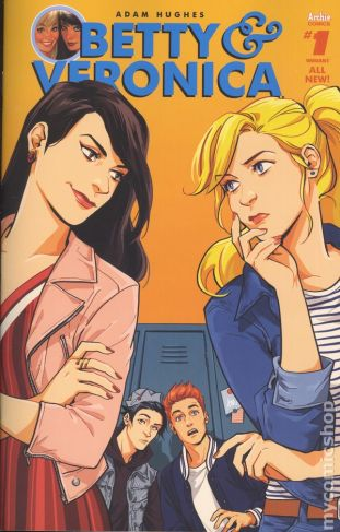 Betty and Veronica #1Q
