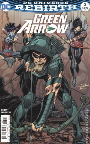 Green Arrow #3B