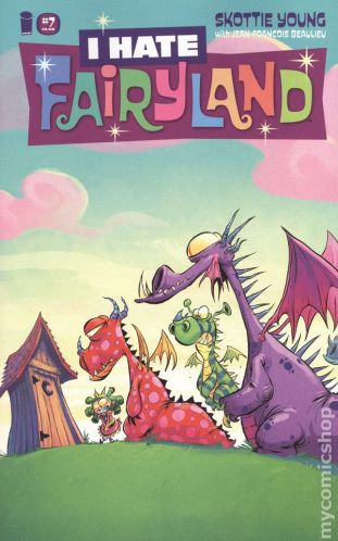 I Hate Fairyland #7A