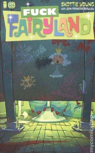 I Hate Fairyland #7B