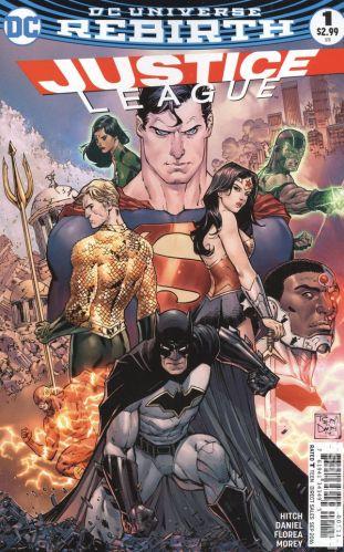 Justice League #1A