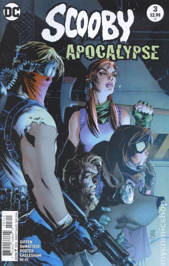 Scooby Apocalypse #3A