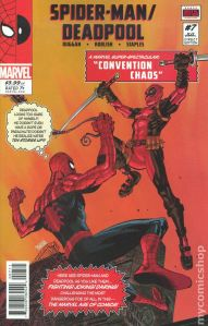 Spider-Man / Deadpool #7