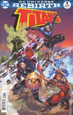 Titans #1A