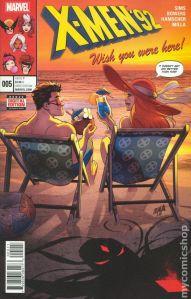 X-Men '92 #5