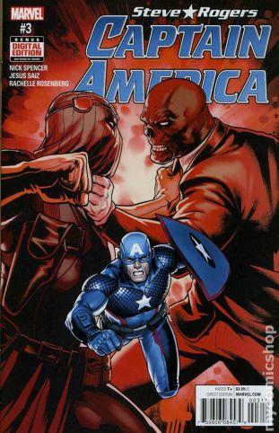Captain America #3A