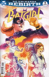 Batgirl #1A