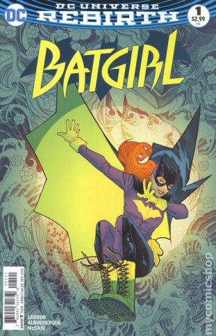Batgirl #1B