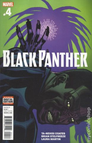 Black Panther #4A