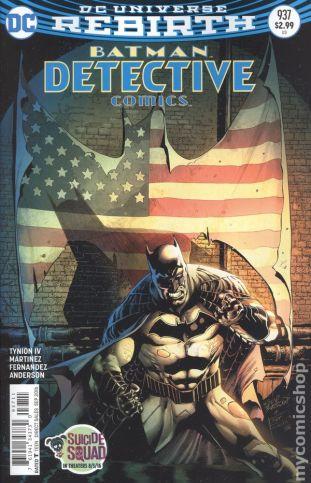 Detective Comics #937A