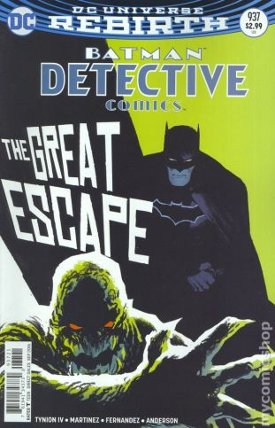 Detective Comics #937B