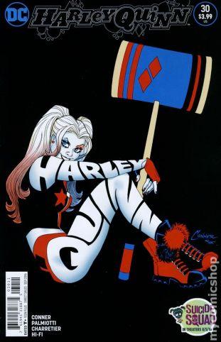 Harley Quinn #30A