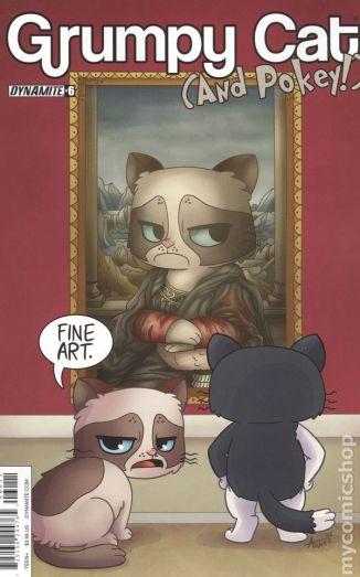 Grumpy Cat #6A
