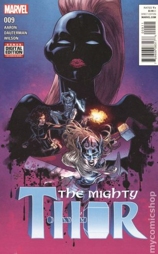 Mighty Thor #9A
