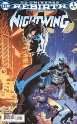Nightwing #1A