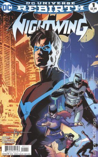 Nightwing #1A