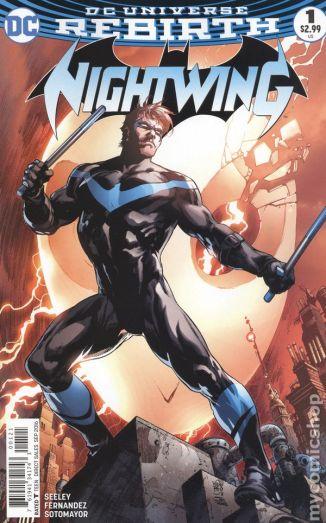 Nightwing #1B