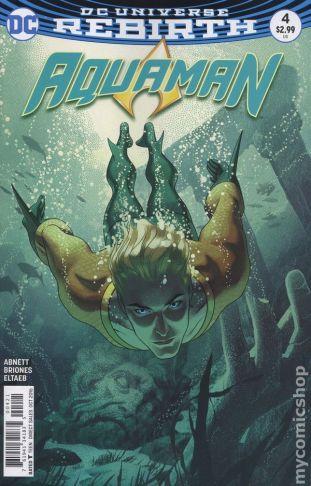 Aquaman #4B