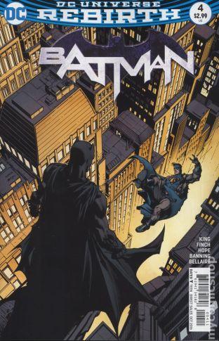 Batman #4A