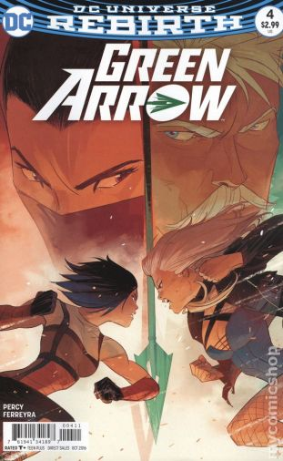 Green Arrow #4A