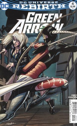 Green Arrow #4B