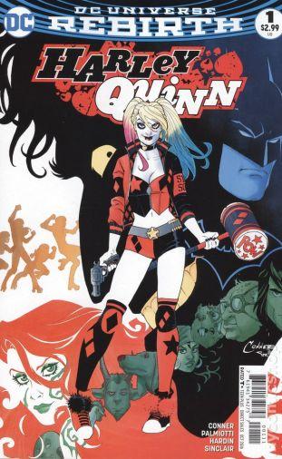 Harley Quinn #1A