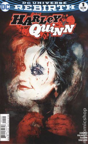Harley Quinn #1B