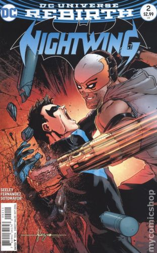 Nightwing #2A