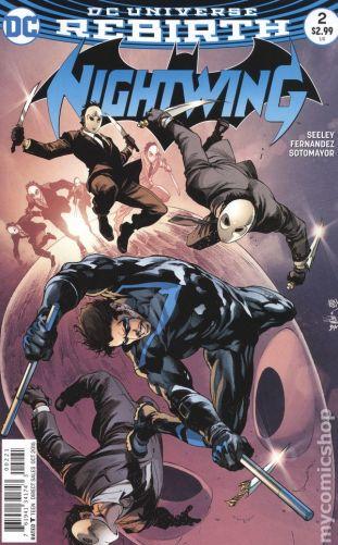 Nightwing #2B