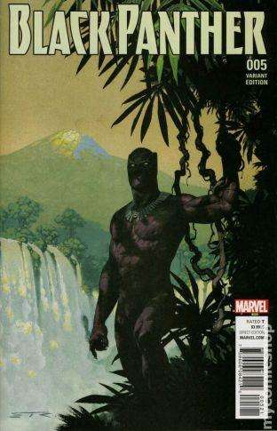 Black Panther #5C