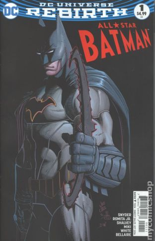 All Star Batman #1A