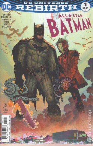 All Star Batman #1B