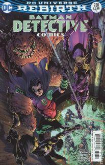 Detective Comics #938A