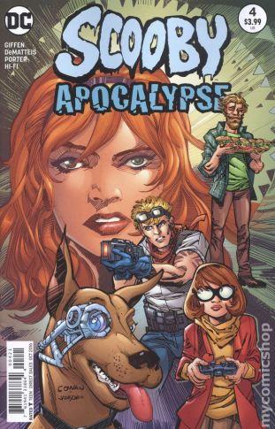 Scooby Apocalypse #4B