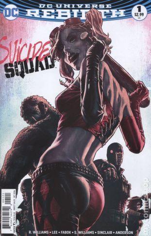 Suicide Squad #1B